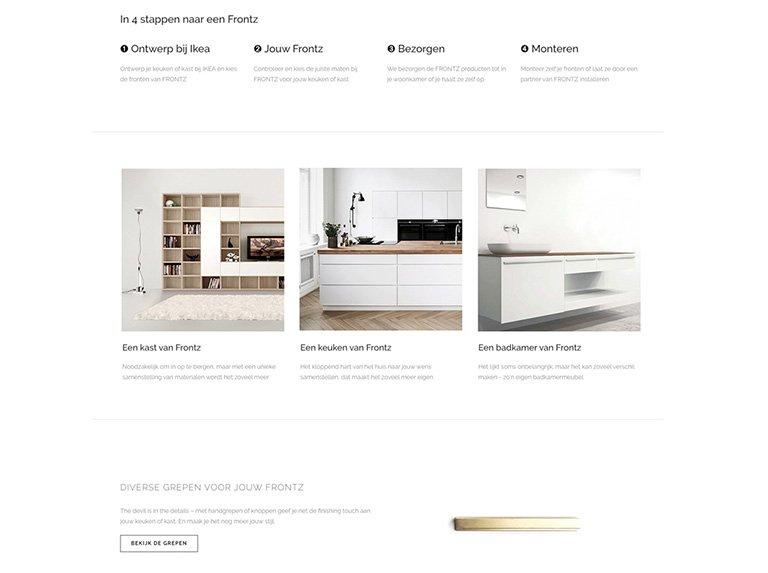 frontz-webshop